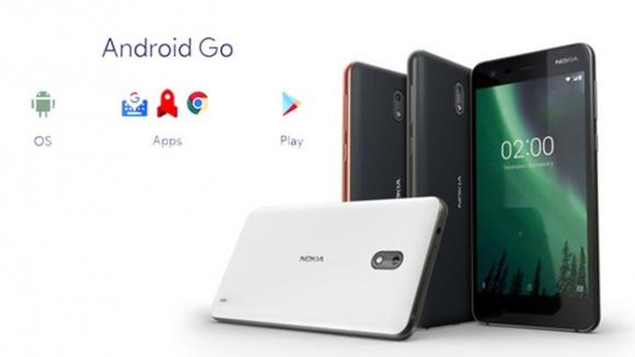 Nokia 1 Android Go telefonunun ilk görüntüleri!