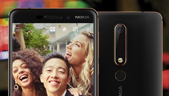 Nokia 6 (2018) tanıtıldı! İşte cihazın özellikleri!