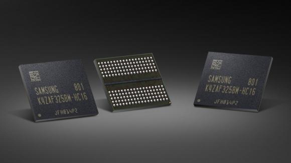 Samsung ilk 16 Gb GDDR6 belleklerin üretimine başladı!