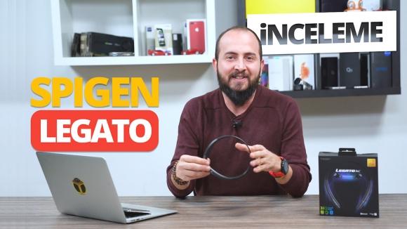 Spigen Legato inceleme (VİDEO)