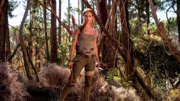 Tomb Raider ikinci fragmanı yayınlandı!