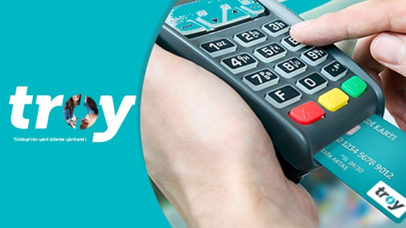 TROY mobil temassız ödeme çözümünü devreye aldı