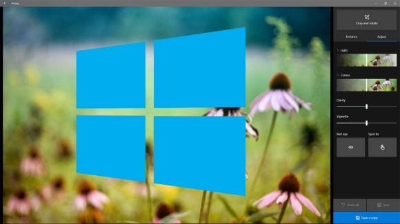 Windows 10 Fotoğraf yeni özelliklere kavuşuyor!