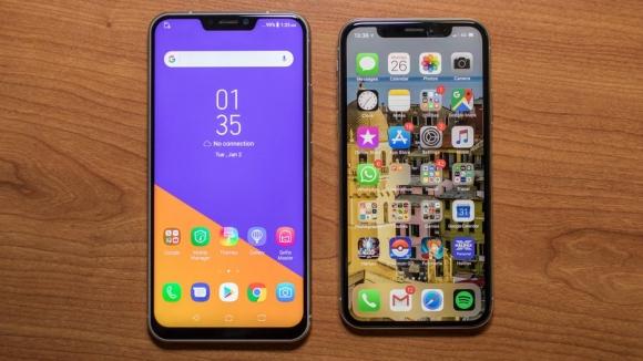 IPhone Xa Kardes Asus Zenfone 5 2018