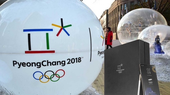 Kış Olimpiyatlarında yaşanan Samsung krizi!