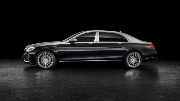 2019 Mercedes-Maybach S-Class özellikleri belli oldu!
