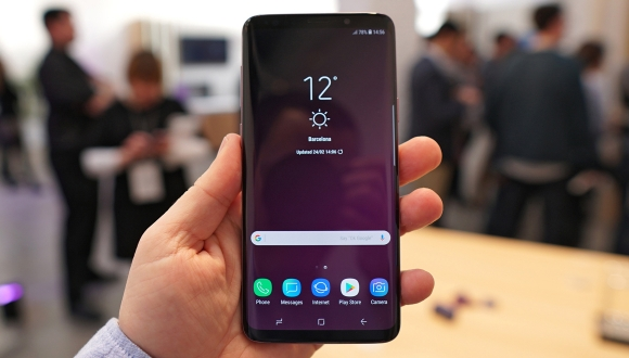 Samsung Galaxy S9 Plus ön inceleme!