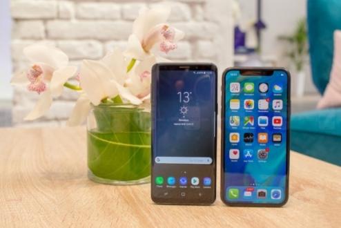 Galaxy S9 ve iPhone X karşılaştırma!