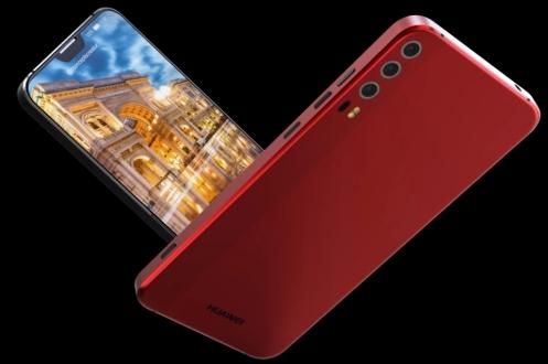 Huawei P20 için en yeni sızıntı!