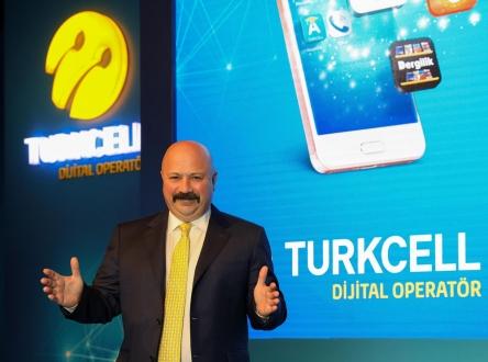 Turkcell 3 yıllık hedefine 2 yılda ulaştı