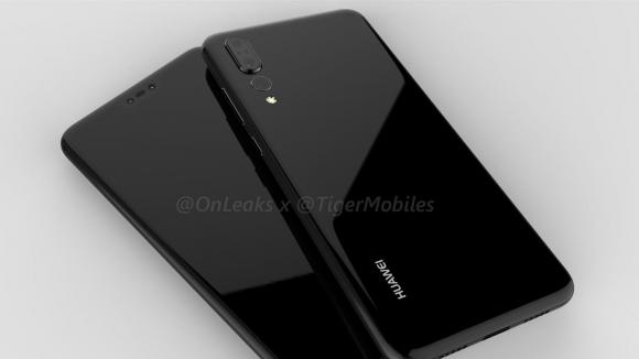 Çentikli ve 3 Kameralı Huawei P20 ailesi ortaya çıktı!