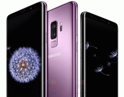 Galaxy S9 yeni renk seçenekleri ortaya çıktı