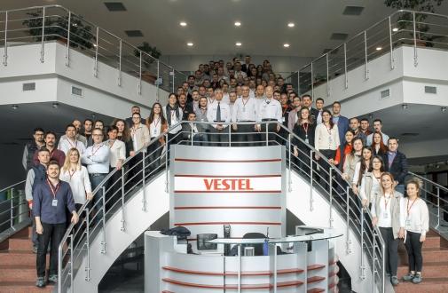 Vestel 6 ayrı ödülle dünyada ilk oldu!