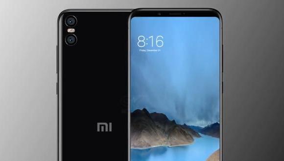 Xiaomi Mi 7 çerçevesiz tasarımı ile görüntülendi!