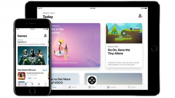 App Store için geliştirici ve kullanıcı dostu güncelleme!