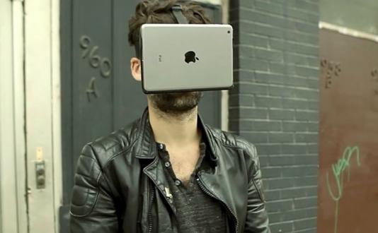 Apple'ın VR AR patenti ortaya çıktı!