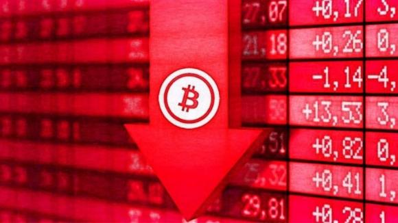 Bitcoin 6000 Dolar seviyesine düştü!