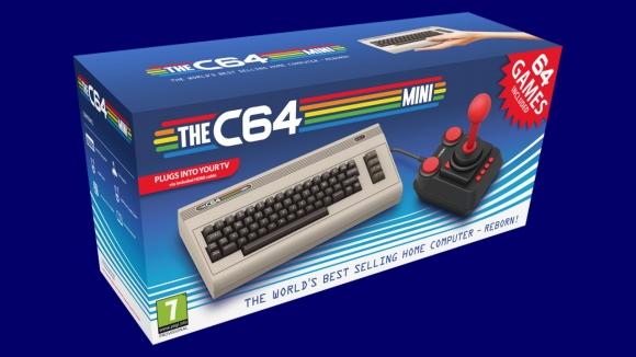 Commodore 64 Mini çıkış tarihi belli oldu!