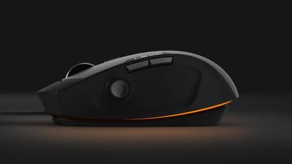 Dünyanın ilk 3 boyutlu oyuncu faresi Lexip!
