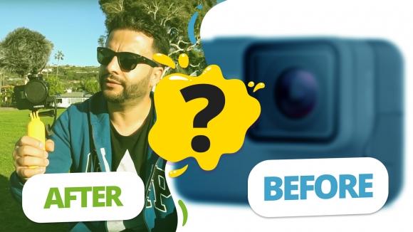 GoPro Hero 6'yı bu hale getirdik!