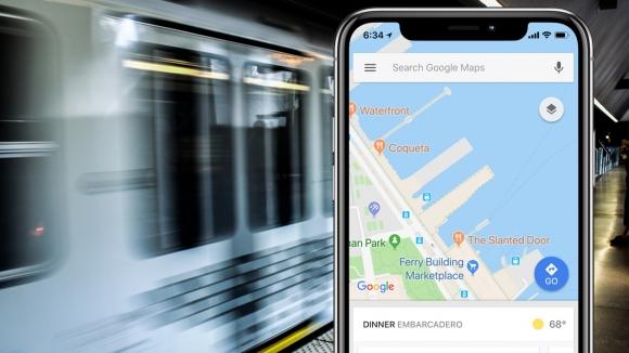 iOS için Google Haritalar yeniliklerle karşınızda!