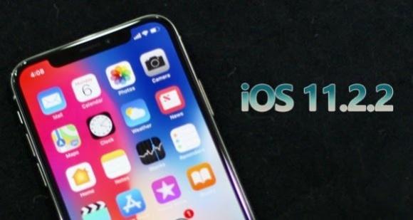 iOS 11.2.2 artık yüklenemiyor!