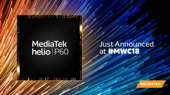 MediaTek Helio P60 duyuruldu!