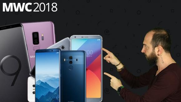 MWC 2018'de tanıtılacak telefonlar!