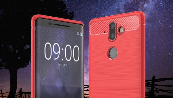 Nokia 9 kullanılırken görüntülendi!