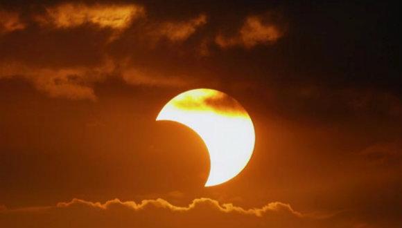 Parçalı Güneş tutulması gerçekleşecek!
