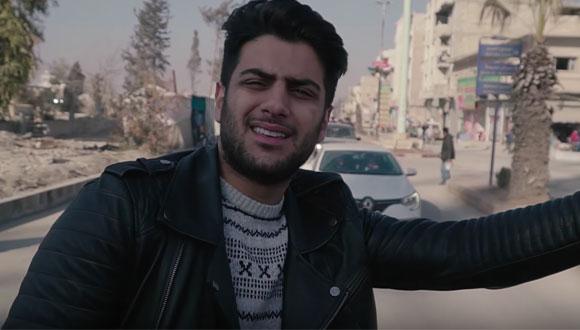 Türk YouTuber, Suriye'ye girdi ama trendlere giremedi!