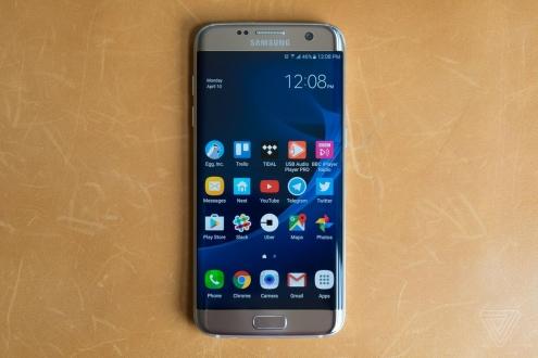 Galaxy S7 Edge Oreo güncellemesi aldı