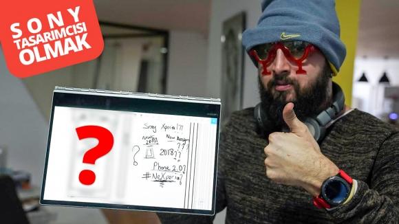Sony tasarımcısı olmak – Parodi video!