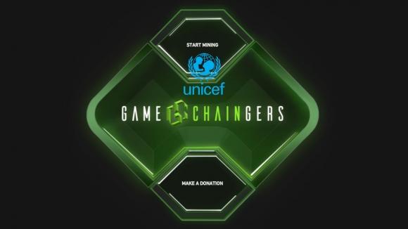 UNICEF oyunculardan hayır için Ethereum bekliyor!