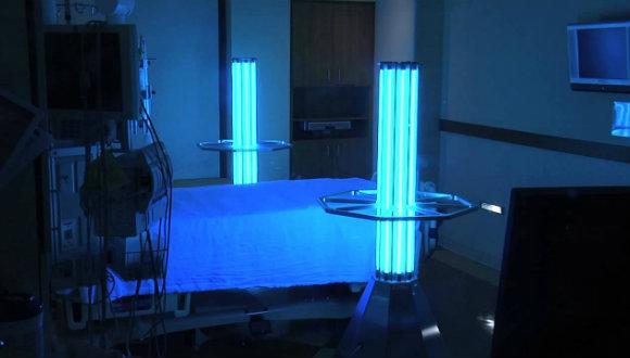 UVC ışık mikropları yok edebilir!