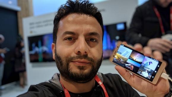 Sony Xperia XZ2 ön inceleme!