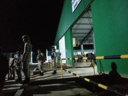 Jandarma Özel Harekat Çiftlik Bank tesislerine girdi!