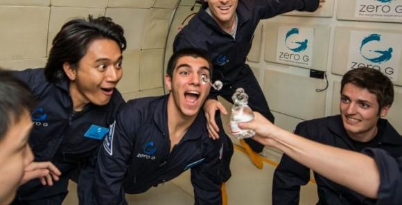Uzaya gidecek ilk Türk'ü götürecek şirket battı!