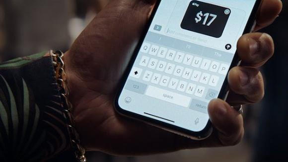 iPhone X ile para göndermek çok kolay!