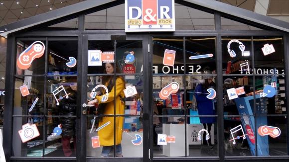 Kasa olmadan alışveriş artık mümkün!