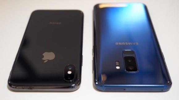 Galaxy S9 Plus ve iPhone X karşılaştırma!