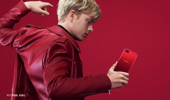 Oppo tam ekranlı telefon patenti aldı!