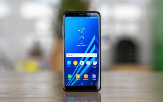 Samsung Galaxy A6 onaylandı!