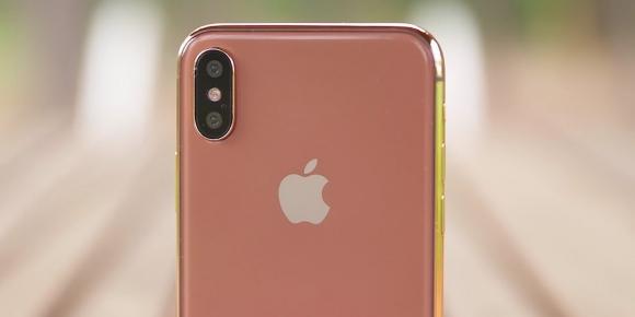 iPhone X için yeni renk seçeneği müjdesi!