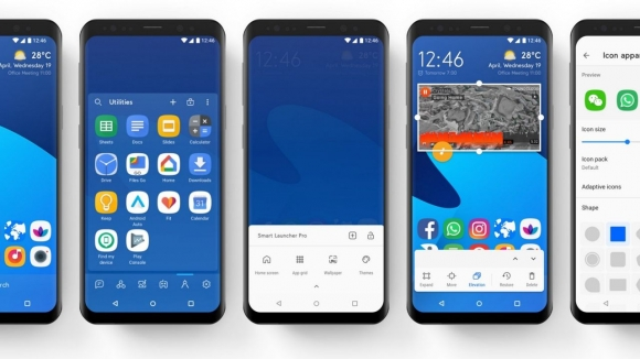 Android için Smart Launcher 5 çıktı!