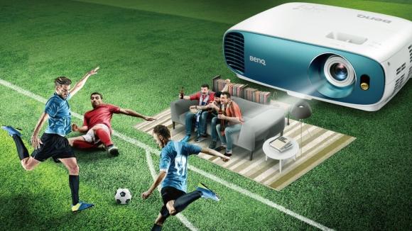 Maç izlemeyi sevenlere özel projektör!