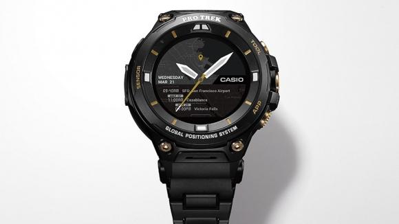 Wear OS tabanlı Casio WSD-F20SC duyuruldu!