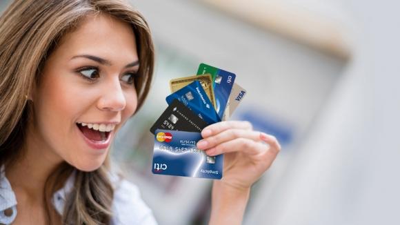 Türkiye'de kredi kartı kullanımı sürekli artıyor!