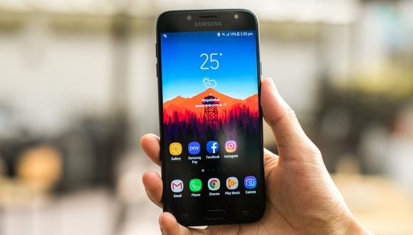 Samsung Galaxy J8 Plus ortaya çıktı!