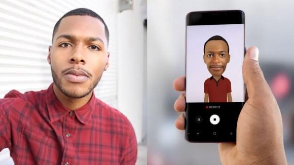 Galaxy S9 AR Emoji ve iPhone X Animoji tartışması başladı!